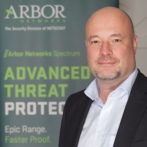 Christian Reuss, Sales Director DACH, Arbor Networks