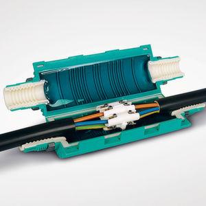 Gel-Kabelgarnitur für Verbindungen unter extremen Bedingungen
