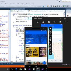 Visual Studio 2017 mit DevOps-Unterstützung