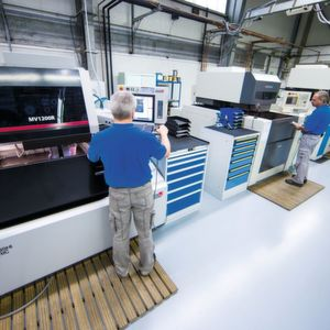 Experienced with wire-cut EDM systems for generations