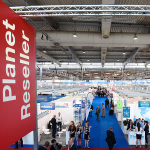 Der richtige Weg zur IT-BUSINESS Partner Lounge Halle 14/H43