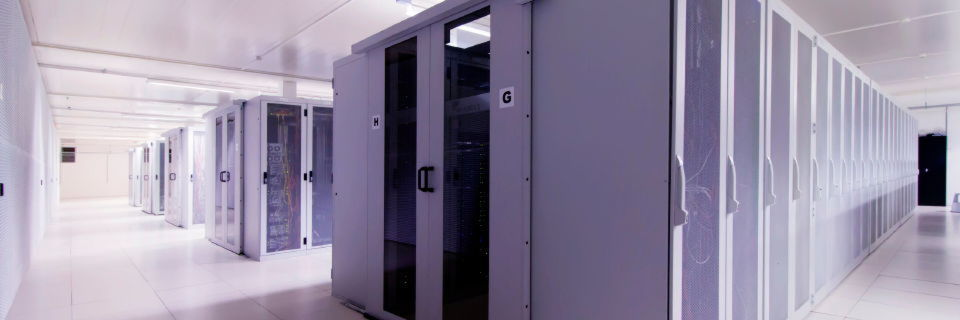 Rechenzentrum von Switch Datacenters in Amsterdam
