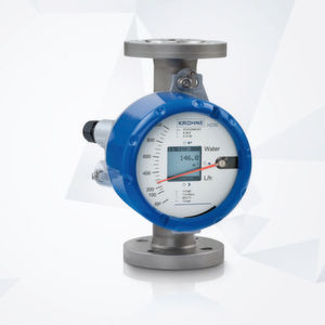 Variable area flowmeter H250 M40 is now available with HART 7.4 communication