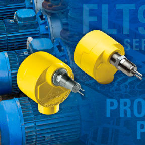 The advanced FLT93 Flow Switch is a dual-function instrument that indicates both flow and temperature, and/or level sensing in a single device. Dual 6A relay outputs are standard and are assignable to flow, level or temperature.