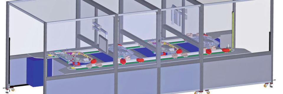 mit linearschienen nahezu verschlei frei durchs pr fsystem. Black Bedroom Furniture Sets. Home Design Ideas