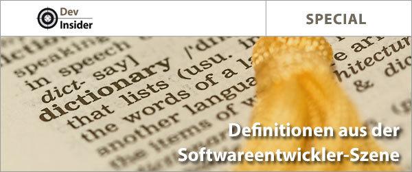 Special: Definitionen aus der Softwareentwicklung | Bild: (CC0) stevepb - Pixabay.com
