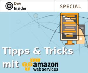 Special: Tipps und Tricks mit Amazon Web Services AWS