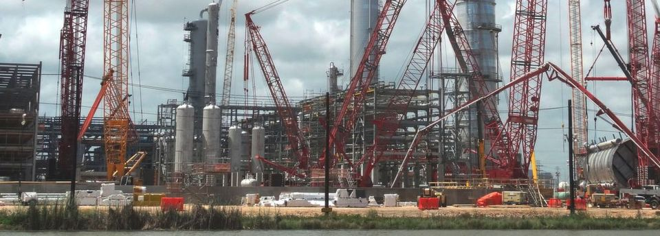 Dow Completes Construction of World-Scale Ethylene