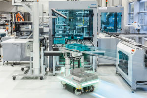 Smart Factory: Definition, Beispiel & Industrie 4.0 Technologien