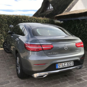 »kfz-betrieb« Auto-Check: Mercedes GLC Coupé