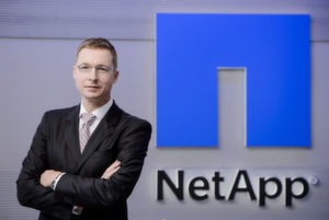 Der zweite Autor des Artikels: Dr. Dierk Schindler, Head of EMEA Legal Field Services & WW Contract Management & Services bei Netapp.