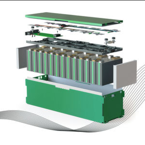 bmz fertigt lithium ionen batterien f r e mobility anwendungen. Black Bedroom Furniture Sets. Home Design Ideas