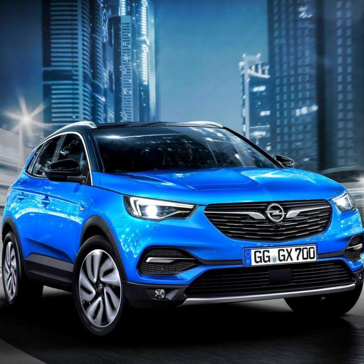 Opel Gibt Preise Für Den Grandland X Bekannt