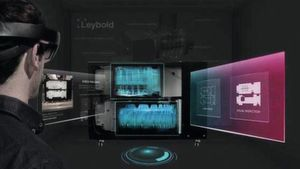 Augmented Reality bei Leybold