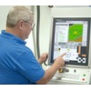 Intuitive operating control reduces workload and saves time in production