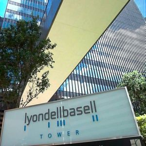 Lyondell Basell's headquarters in Rotterdam
