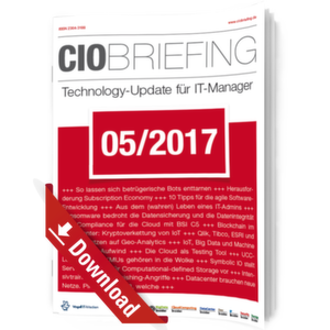 CIO Briefing 05/2017