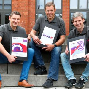 Bank 11 präsentiert neuen Markenauftritt