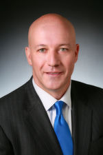 Robb Hudson, former business and technology director, has been named chief executive officer.