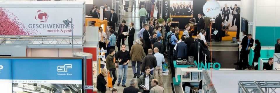 Will Messe Stuttgart be able to attract more visitors than last year? In May 2017, we will be able to find out.