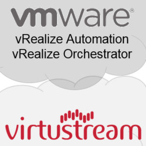 Virtustream-Konnektor für hybride IT