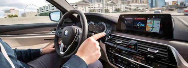 Im vergangenen Jahr brachte BMW die Gestensteuerung auf den Markt. Zuerst im 7er BMW, seit Februar auch im neuen 5er.
