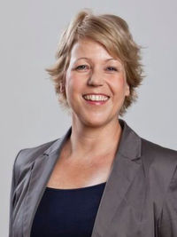 Marion Winkler, General Manager Exact Software.