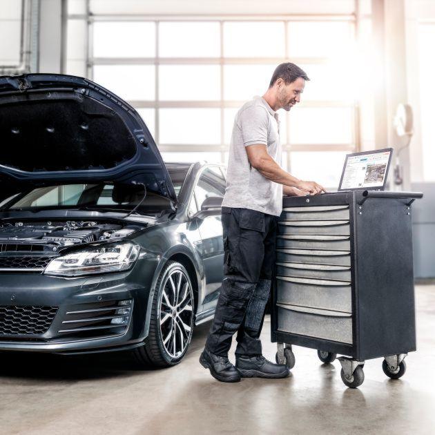 Bosch: Esitronic jetzt auch online verfügbar