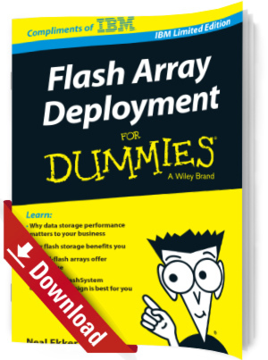 Flash Array Deployment for Dummies