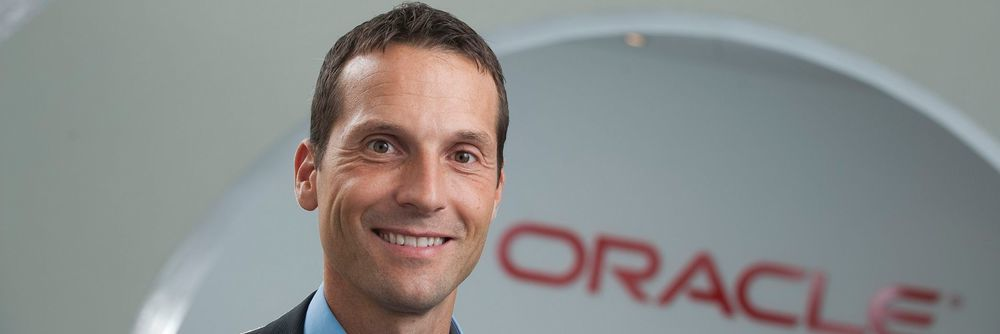 Kenneth Johansen, Head of Technology Sales und Country Leader, Oracle Deutschland