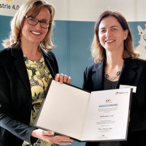 Arburg wins Industry 4.0 award
