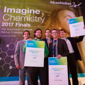Akzo Nobel Announces Winners of Imagine Chemistry Challenge