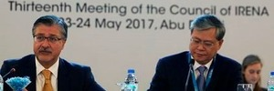 Abu Dhabi: Irena's 13th Council was held in May