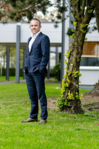 Andreas Doelker, Chief Sales Officer bei Rademacher