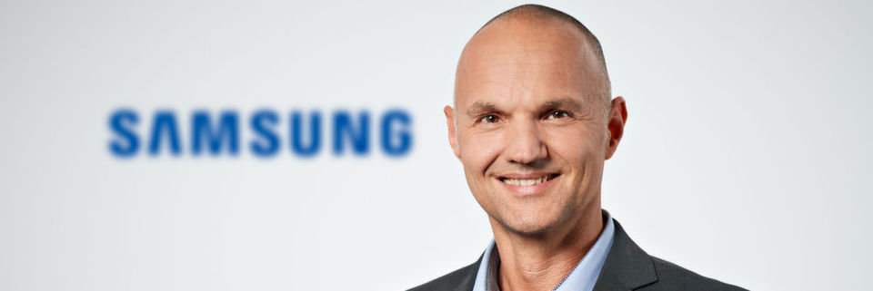 Michael Vorberger wird Head of Sales IT Display bei Samsung