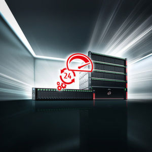 Enjoy the full pleasure of Speed: Fujitsu's All Flash-Lösungen