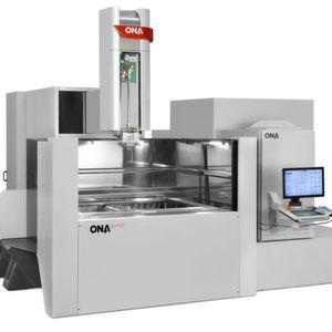 EDM-Maschine lässt sich flexibel an Anforderungen anpassen