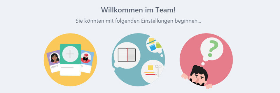 Microsoft Teams heißt die neue Collaboration-App in Office 365.