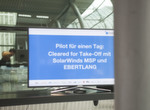 """Cleared for Take-Off"" war das Motto des Events, das Ebertlang gemeinsam mit SolarWinds MSP am 29. Juni im..."