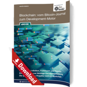 Blockchain: vom Bitcoin-Journal zum Development-Motor