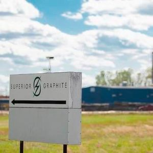 Superior Graphite has been active in Russellville for the past 32 years.