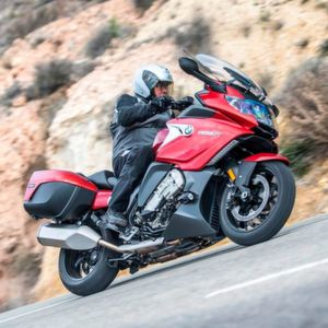 Touren-Test: BMW K 1600 GT