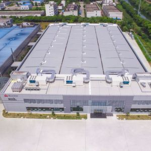 Milacron's Mold-Masters China operations employ over 800 team members with that number expected to reach 900 by the end of 2017.