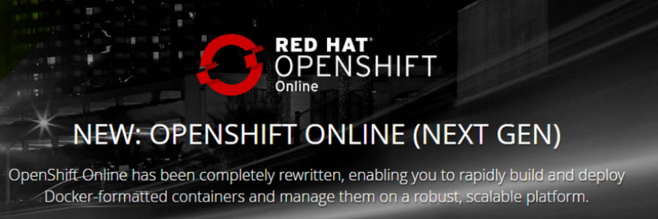 Red Hat aktualisiert OpenShift Online (Red Hat).