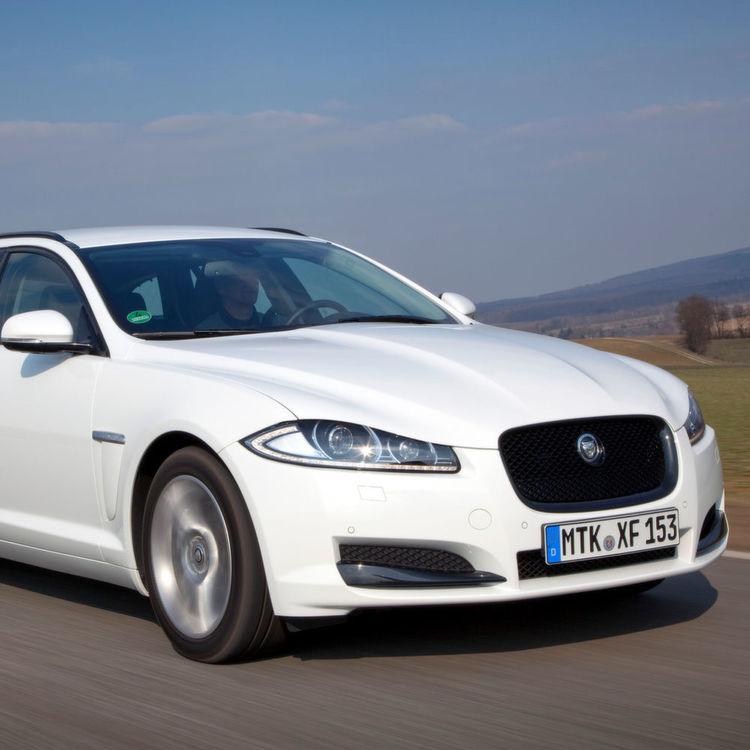 Jaguar-Rückruf: Fehlerhafte Airbagsteuerung bei XF-Modellen