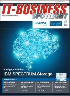 IBM SPECTRUM Storage