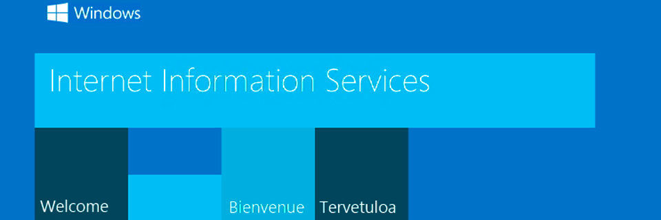 Die Rolle des Webservers in Windows Server 2016 wird auch als Internet Information Services (IIS) bezeichnet.