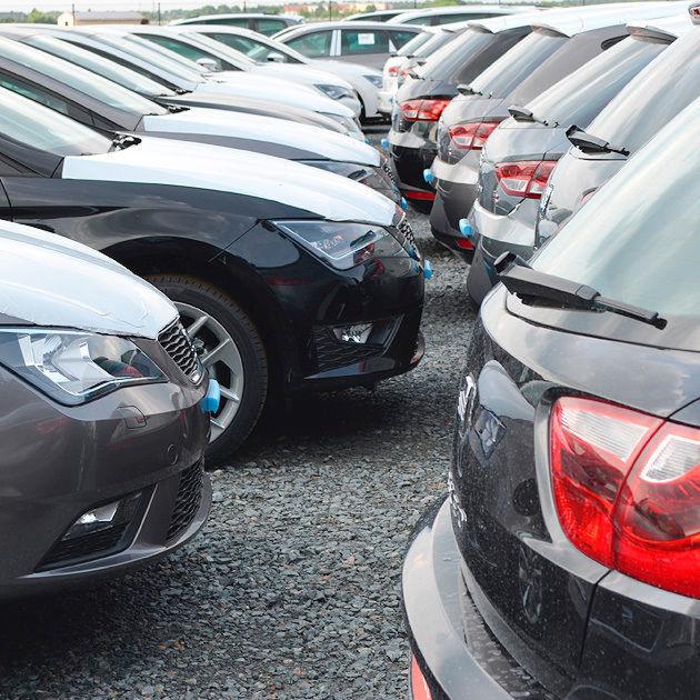 Europäischer Automarkt Bricht Im September Ein