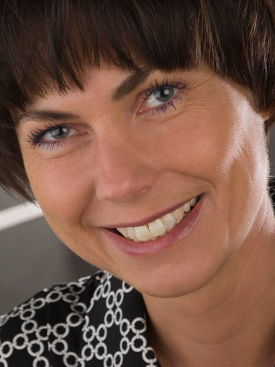 Beate Winzer-Hierlmeier, Marketing Manager SMB Central Europe bei Netgear.