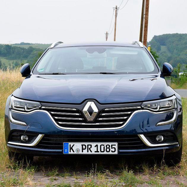 Kfz Betrieb Auto Check Renault Talisman Grandtour Tce 200